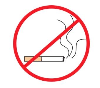 금연 문구