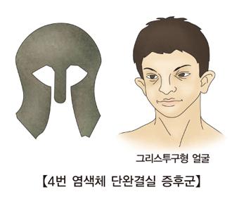 그리스시대전사의 투구와 그리스투구형 얼굴